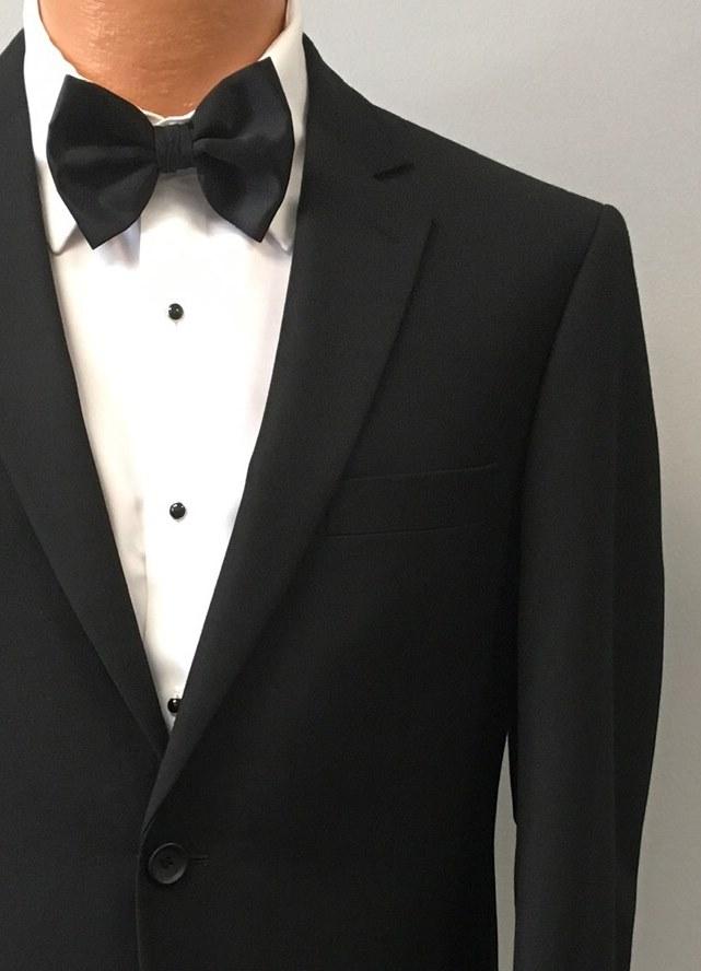 Black Suit by David Major