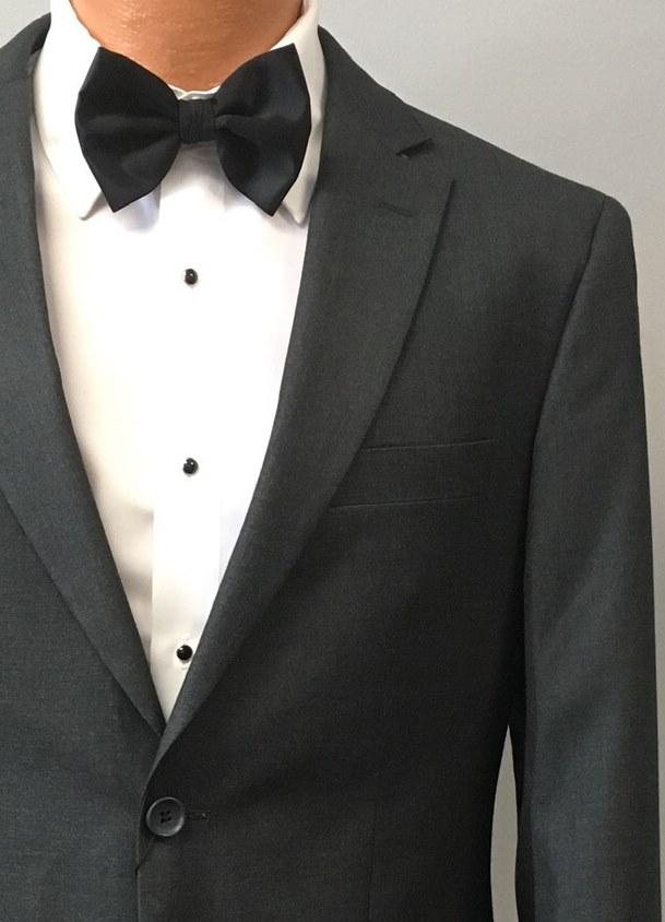 Medium Grey Suit by David Major