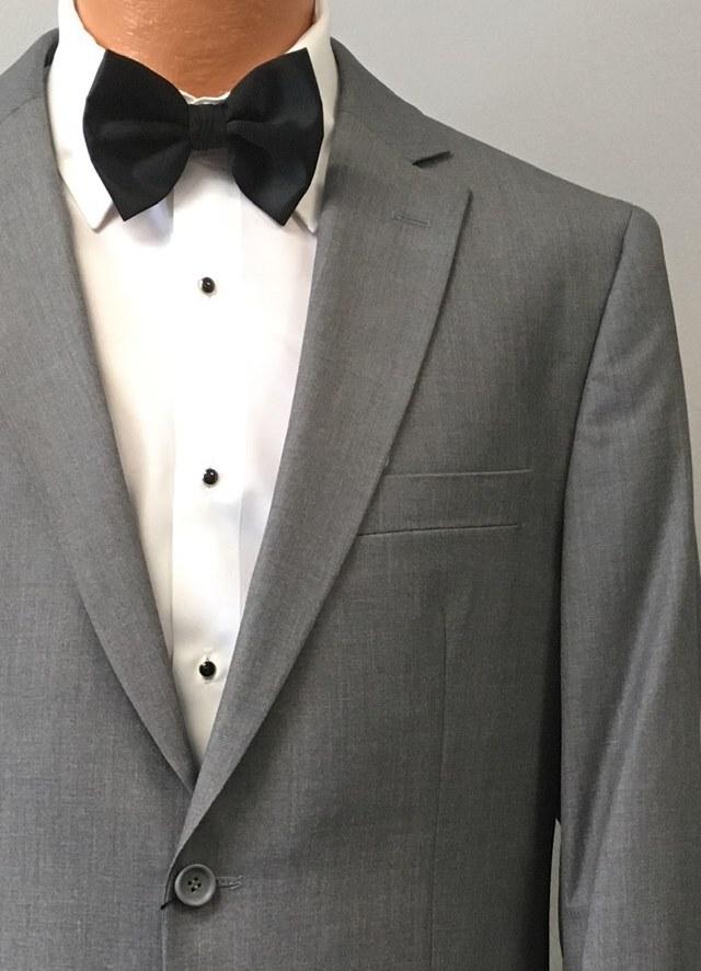 Light Grey Suit by David Major