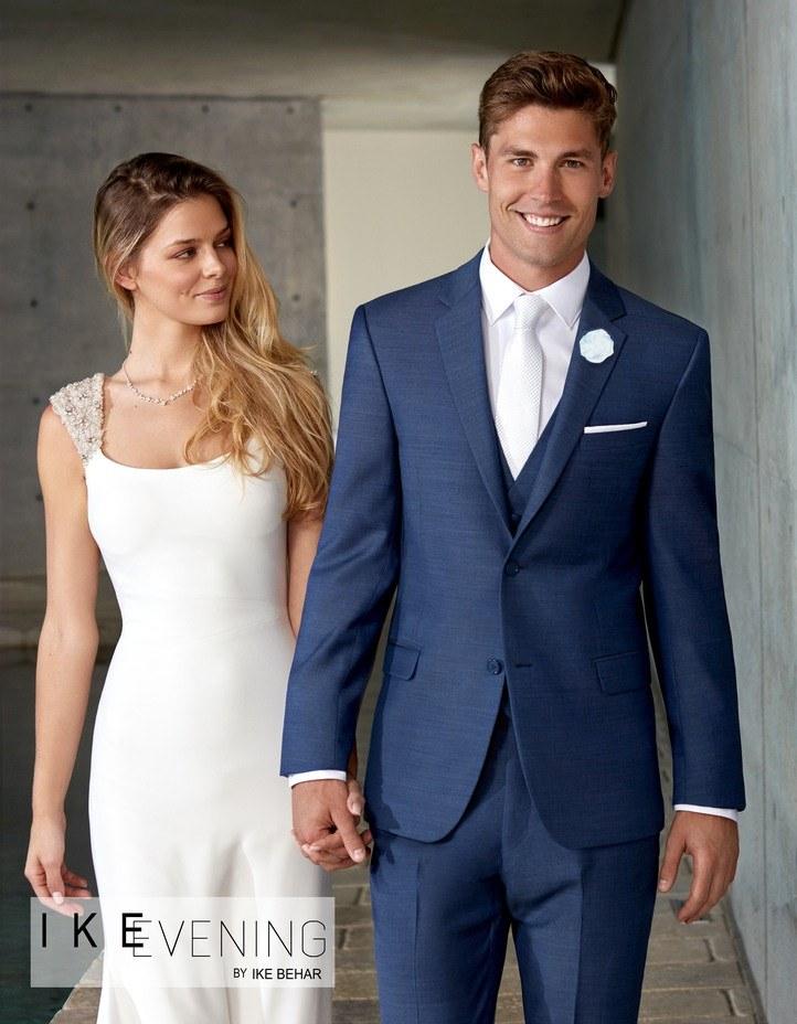 Dusk Blue 'Henderson' Suit