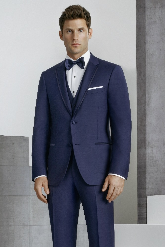 Navy 'Thompson' Tuxedo