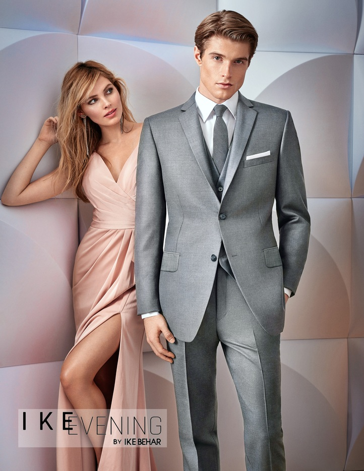 Grey 'Bryce' Suit