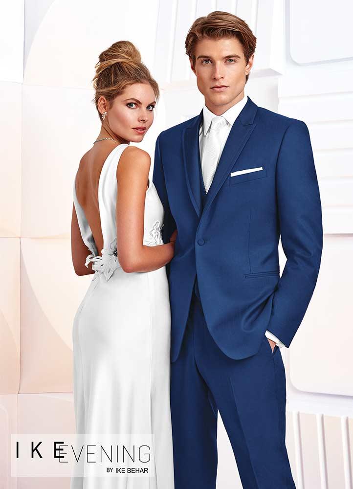 Cobalt Blue Greenwich Tuxedo