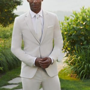 Tan Dominic Suit by FCGI