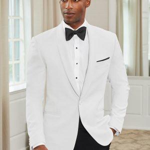 White Dinner Jacket by FCGI